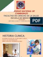 Hitoria Clinica Pedriatrica