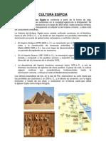 Cultura Egipcia Europa