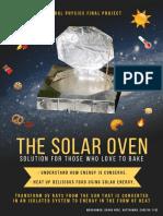 solar oven  1