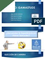 Proyecto GamaStuds