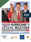 KHOU 11's 2018 Hurricane & Severe Weather Preparedness Guide