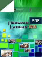 Buku Program Latihan 2018