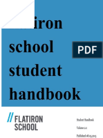 FlatironSchoolStudentHandbook2015.docx