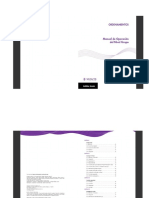 Manual de Operación Nivel Grupo