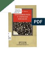 Adorno, Theodor - Epistemologia Y Ciencias Sociales.pdf