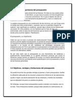 Act. de Proyectos