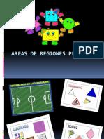 Áreas de Regiones Planas