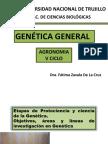 1.-Introduccion a La Genetica