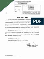 Jueza Janette Perea López