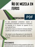 MORTEROS 2