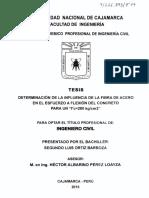 SEGUNDO LUIS ORTIZ BARBOZA Tesis de Tecnología de Concreto