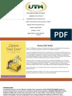Resumen Del Libro Quieres Tener Exito. (1)
