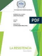 Resistencia-teoria y Tecnicas Psicoanaliticas