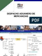 01 Despacho Aduanero Marco Gral