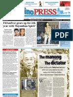 Filipino Press Digital Edition | Sept. 25-Oct. 1, 2010
