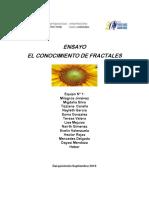 Los Fractales #1