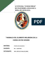 Rio Grande Proyecto