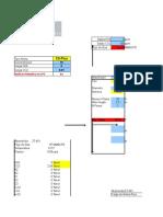Simulador Eficiencia Planta de Amina