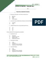 Evaluativo - Fluidos Modulo i - Parte i - Copia