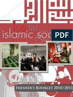 LSE SU ISoc '10-11 Booklet