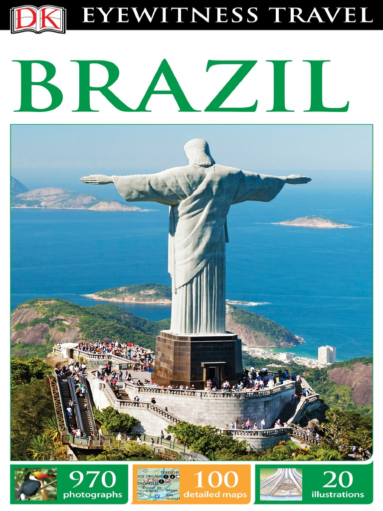 (Eyewitness Travel Guides) Alex Bellos Et Al.-brazil-DK Publishing (2016)  e7892505f18
