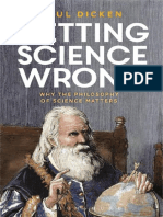 Getting Science Wrong Why the Philosophy of Science Matters