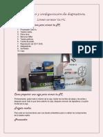 Ensamblado y Configuración de Dispositivos