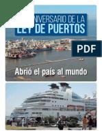Suplemento 25 Años de La Ley de Puertos