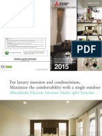 Residential Multi Split Catalogue