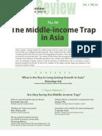 Middle Income Trap