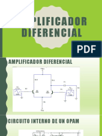 Cuarta Clase Amplificador Diferencial