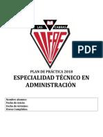 Informe Practica Administracion