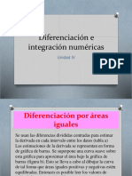 Diferenciación e integración numéricas.pptx