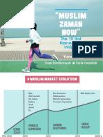 Muslim Zaman Now