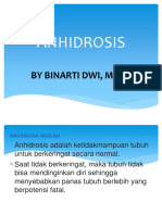 anhidrosis.pptx