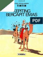 Tintin Dan Kepiting Bercapit Emas