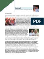 2011 August Prayer Letter