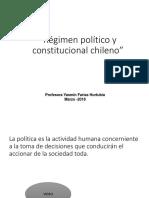 Chile Organizacion Politica