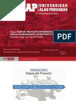 Plan de Proyecto Informatico