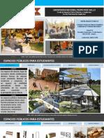 Expo 1 Taller Iva Espacios Públicos Estudiantes 2018 II
