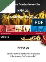 Seminario NFPA 20 2016 DVA