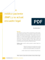 Rmp Actual Encuadre Legal