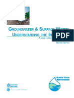 Understanding the Interaction Ground&Surface Water