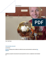 CFR Cluj a Reziliat Contractul Cu Dan Petrescu