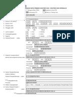 Form 1 STR Drg Update 1 April 2015