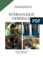 COURS Hydraulique Generale MEPA