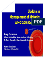 3. Malaria Management Asep MCU Final