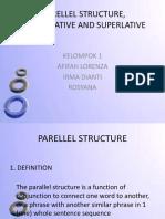 Parellel Structure,