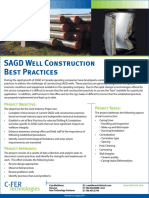 SAGD Well Construction Best Practices