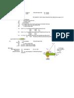 Lift Lug Analysis